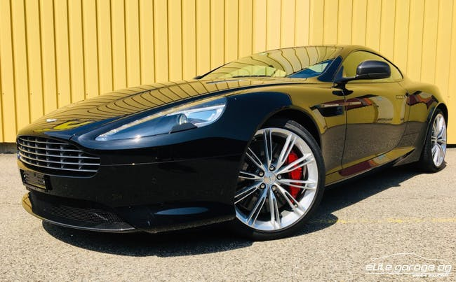coupe Aston Martin DB9/DBS DB9 Carbon Black Touchtronic 2