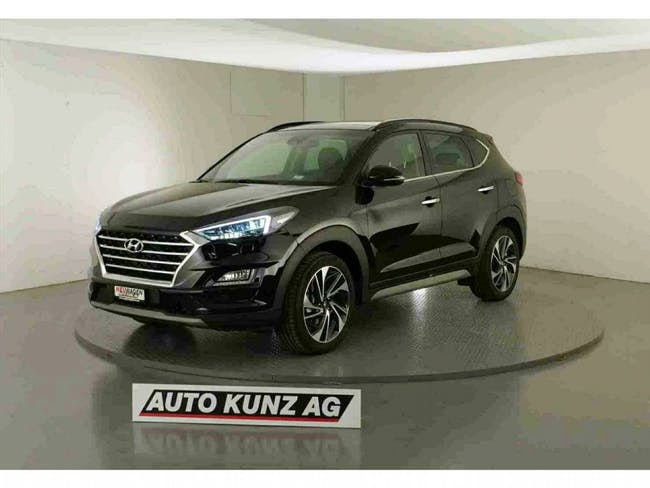suv Hyundai Tucson 1.6 TGDI Diamond Edition Plus 4WD Aut. 2019