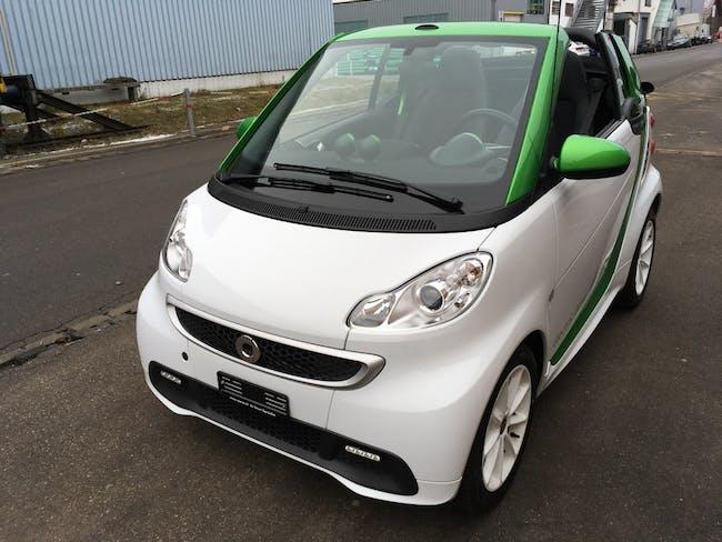 cabriolet Smart Fortwo ELEKTRO