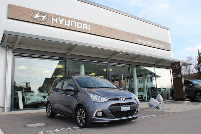 saloon Hyundai i10 1.2 Vertex