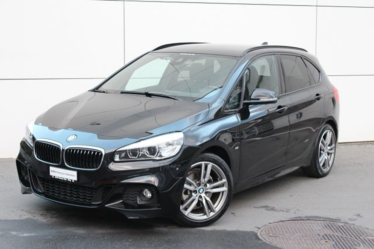 BMW 2er 220d xDrive Active Tourer 11'900 km 34'900 CHF - kaufen auf carforyou.ch - 1