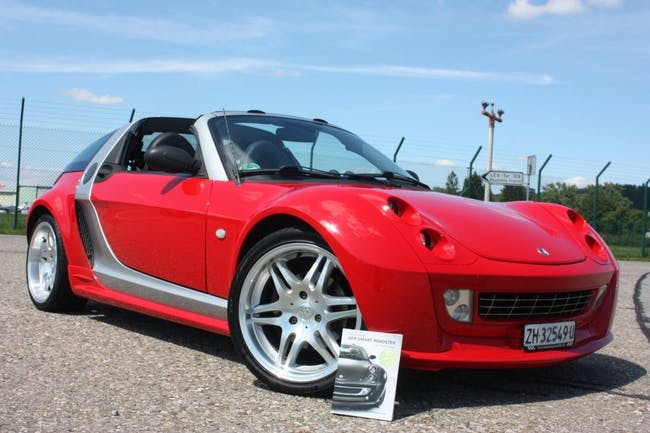 coupe Smart Roadster roadster-coupé brabus