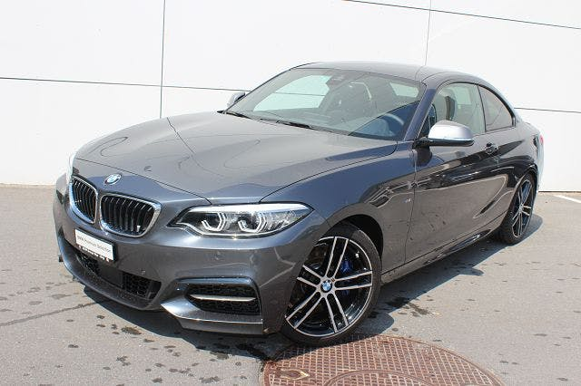 coupe BMW 2er M240i xDrive Coupé