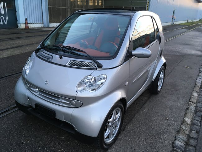 saloon Smart City/Fortwo FORTWO