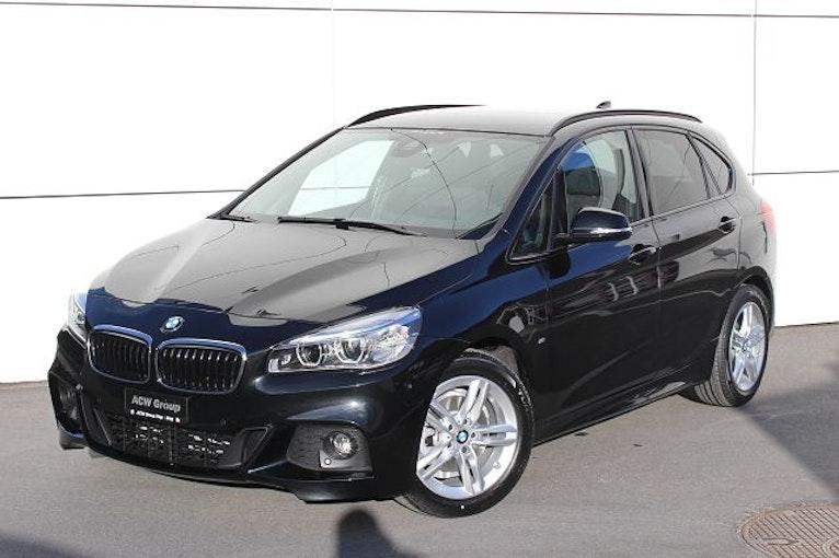 BMW 2er 218d xDrive Active Tourer 5'000 km 39'900 CHF - buy on carforyou.ch - 1