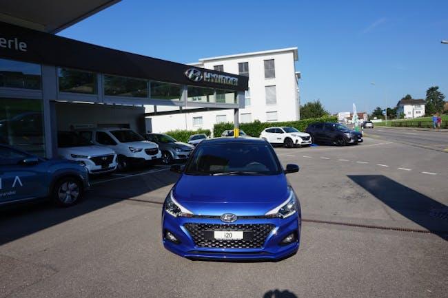 saloon Hyundai i20 1.0 T-GDi Amplia