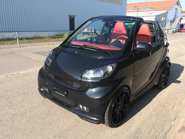 cabriolet Smart Fortwo BRABUS TAILOR MADE