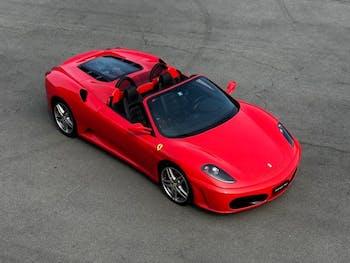 cabriolet Ferrari F430 Spider