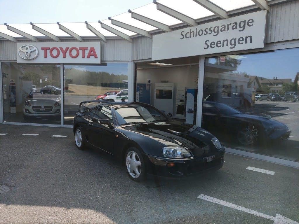 coupe Toyota Supra 3.0i TwinTurbo Targa