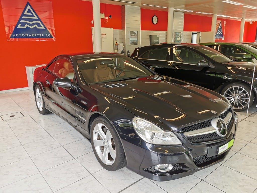 cabriolet Mercedes-Benz SL 500 7G-Tronic