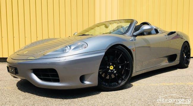 cabriolet Ferrari 360 FSpider