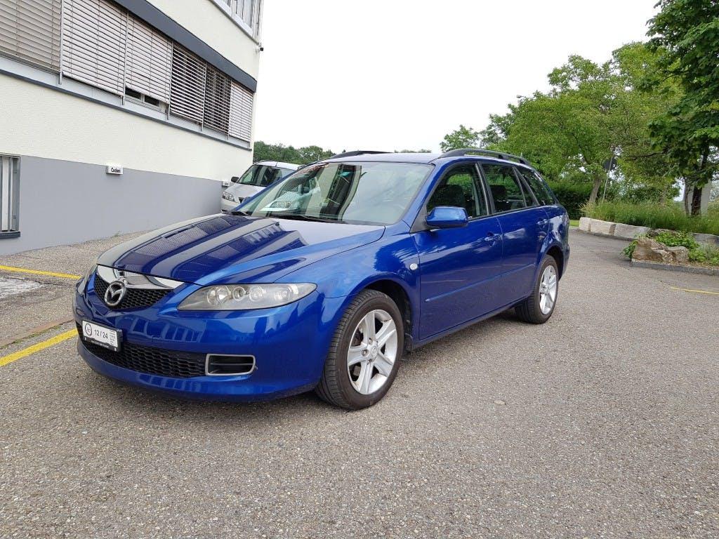 estate Mazda 6 2.0 CD 16V Blue Edition