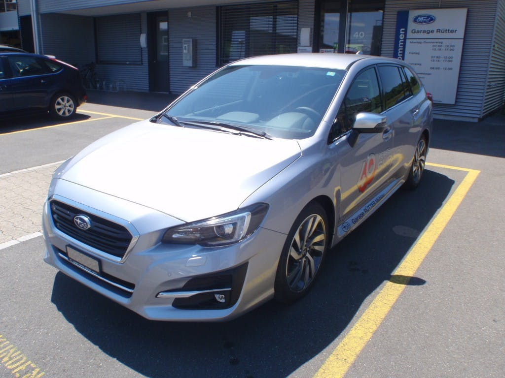 estate Subaru Levorg 2.0i Swiss Plus AWD Lineartronic