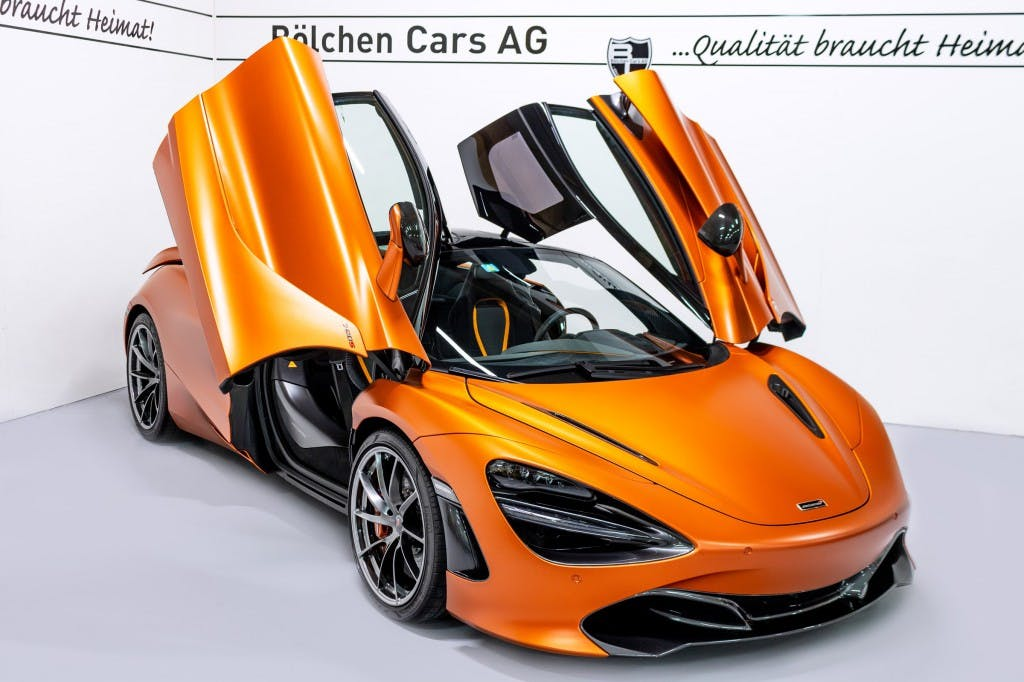 coupe McLaren 720S Coupé Performance 4.0 V8 SSG