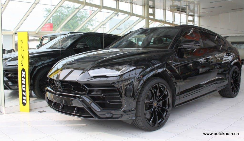 suv Lamborghini Urus E-Gear *ABT 710 PS/910 NM*