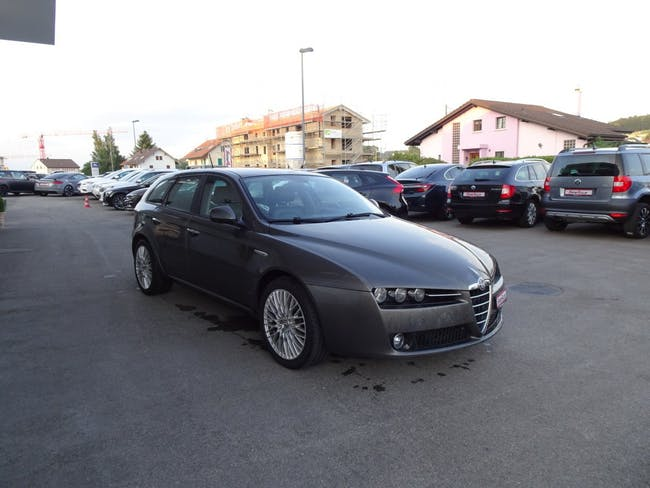 estate Alfa Romeo 159 Sportwagon 2.4 JTD Distinctive Q-Tronic