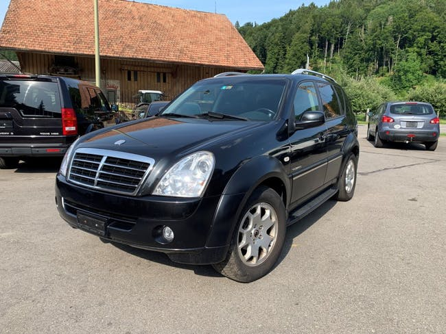 suv SsangYong Rexton RX 270 XVT Genesis Automatic