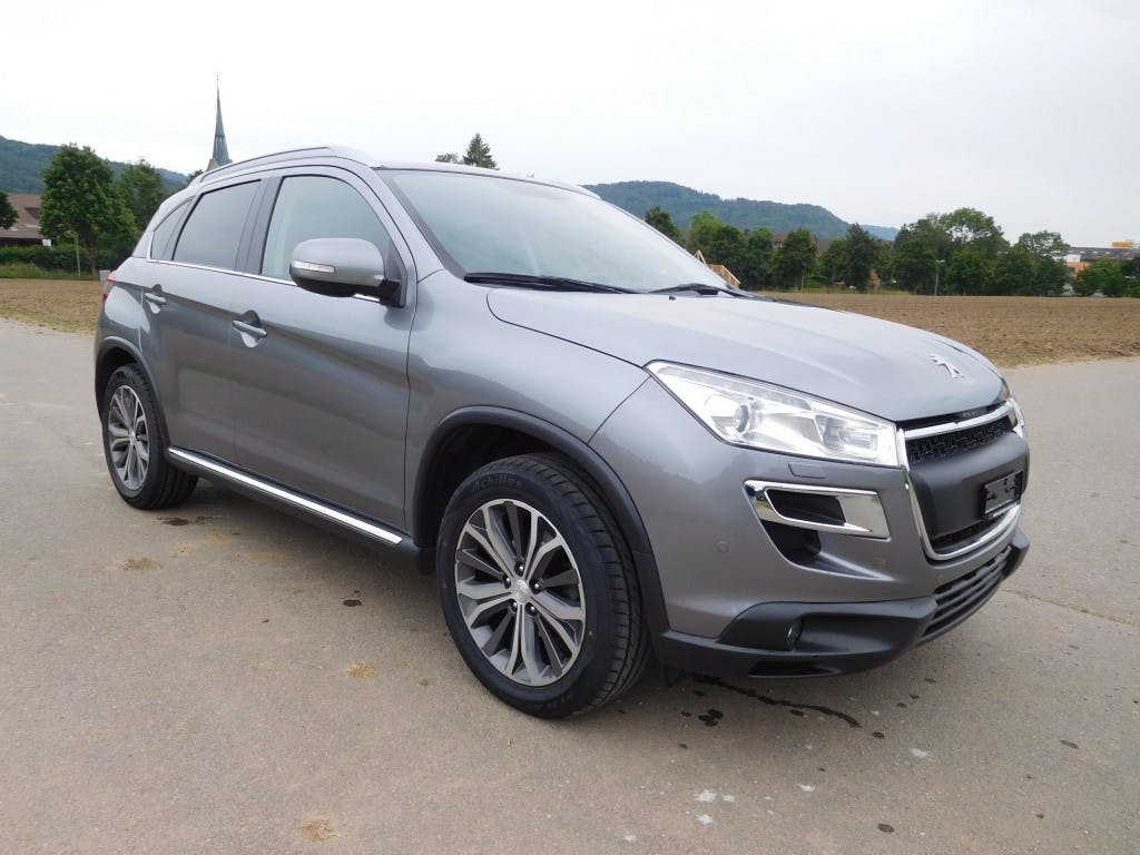 suv Peugeot 4008 1.8 HDi Allure 4WD