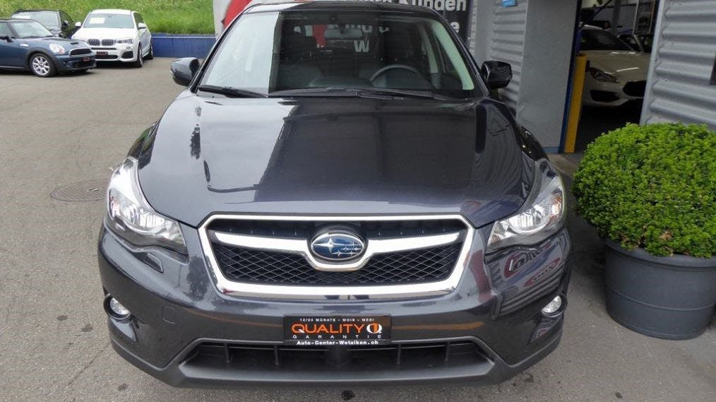 suv Subaru XV 2.0 Swiss Three AWD