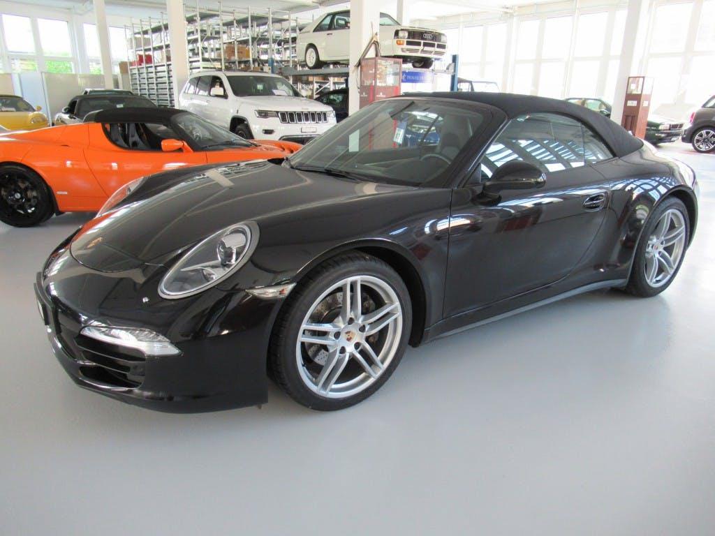 cabriolet Porsche 911 Cabrio Carrera 4 PDK