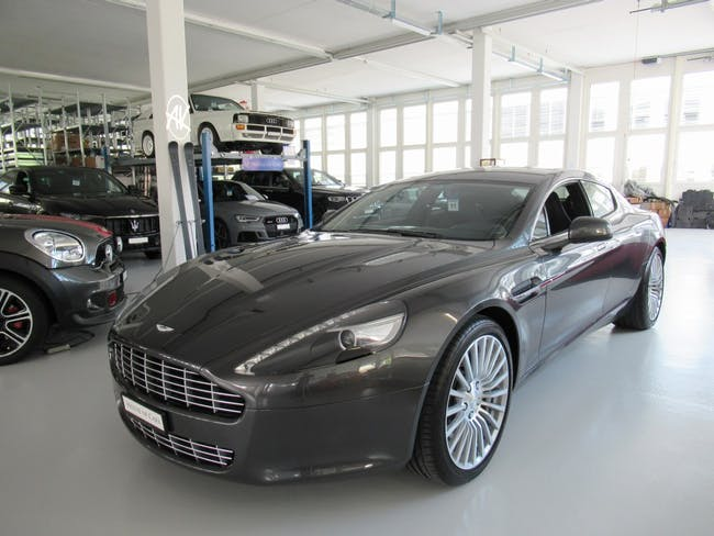 saloon Aston Martin Rapide 5.9 V12 Touchtronic 2