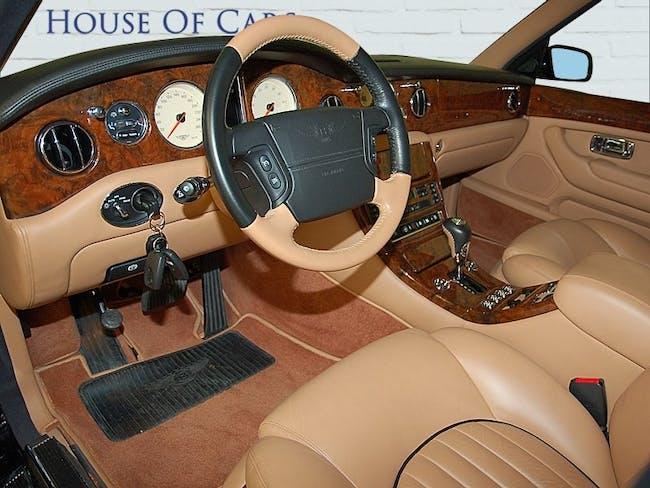 saloon Bentley Arnage Red Label 6.75