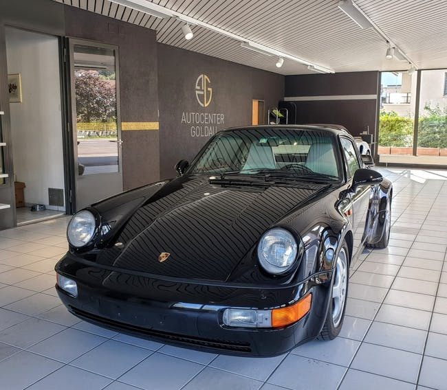 coupe Porsche 911 Turbo II 3.3