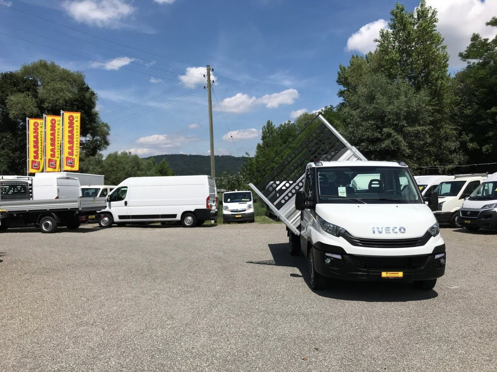 pickup Iveco Daily / Turbo Daily DAILY 35 S 14 3-Seitenkipper