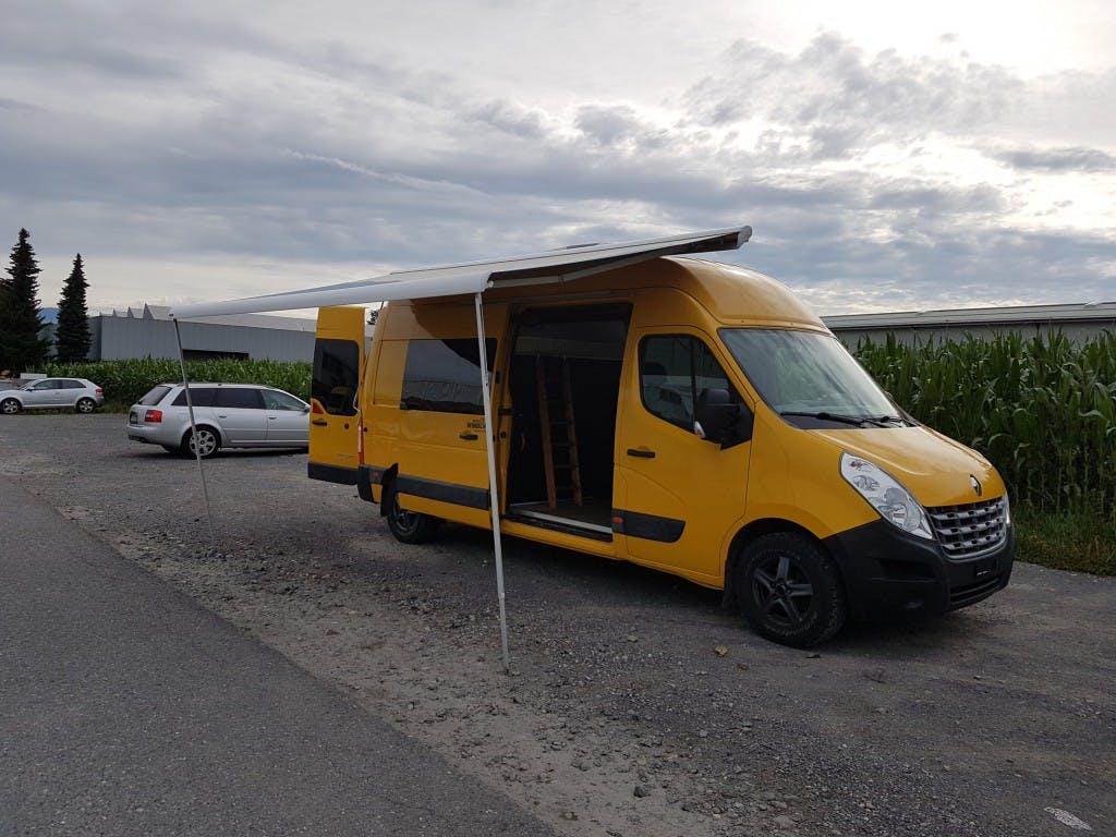 suv Renault Master CAMPER WOHNMOBIL