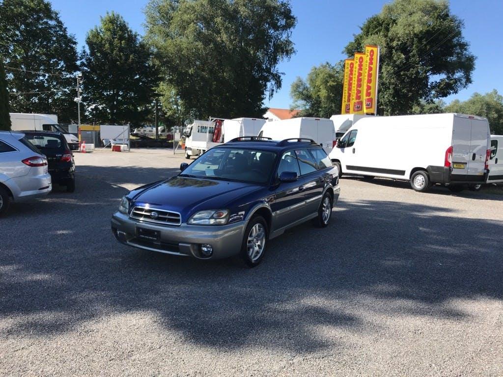 estate Subaru Legacy Outback 2.5 V6 Kombi