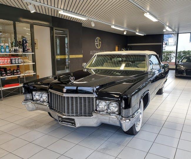cabriolet Cadillac Deville CONVERTIBLE