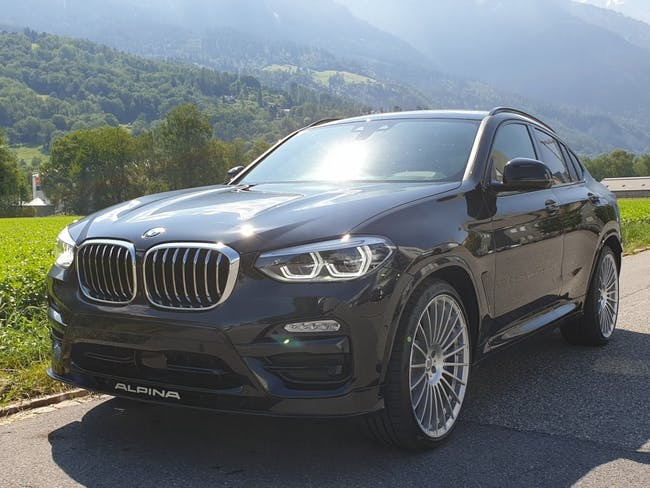 suv BMW Alpina XD4 BiTurbo 3.0d Switch-Tronic