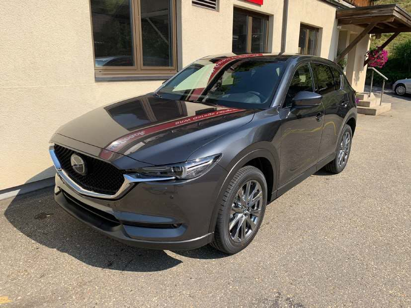 suv Mazda CX-5 2.5/194 Revolution 4x4