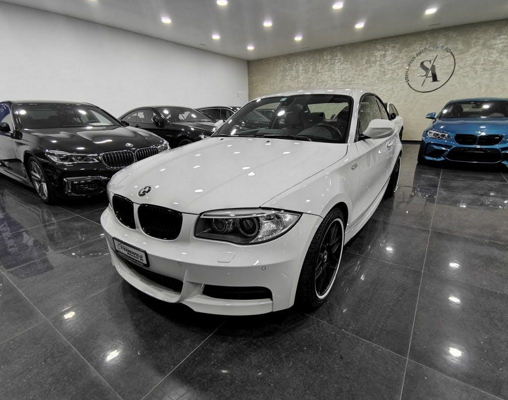 coupe BMW 1er 135i Coupé