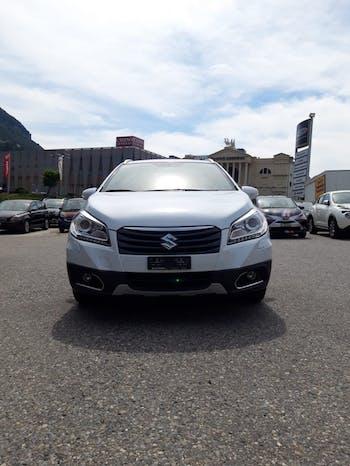 suv Suzuki SX4 S-Cross 1.6 16V Compact Top 4WD