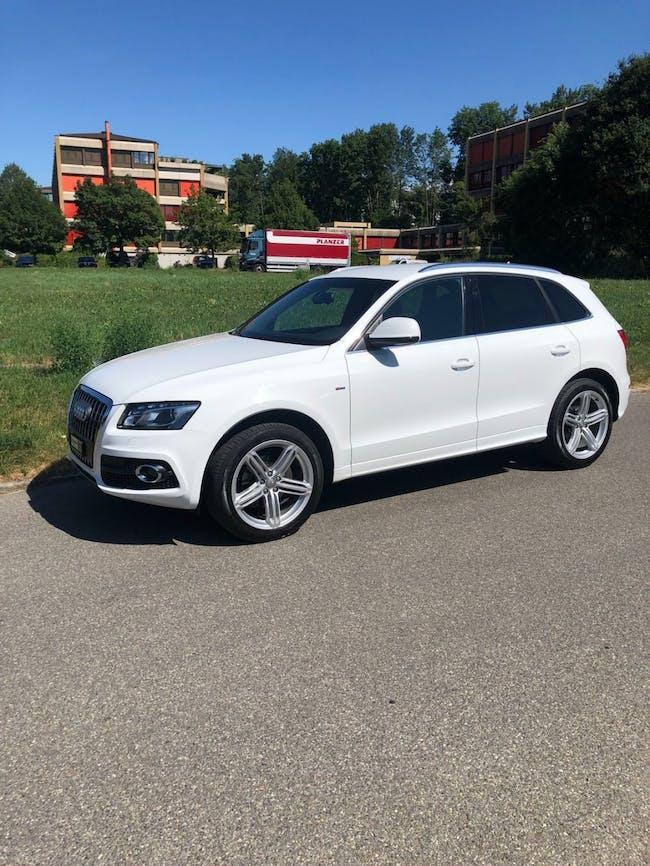 suv Audi Q5 2.0 TFSI quattro