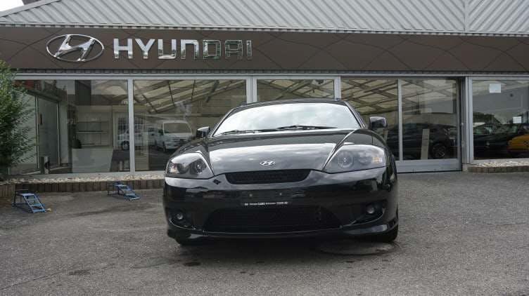 coupe Hyundai Coupé 2.7 V6 6speed