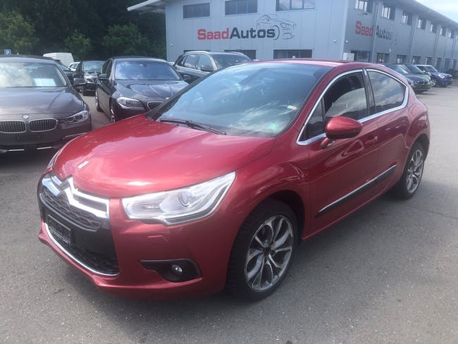 saloon DS Automobiles DS4 2.0 HDi Sport Chic