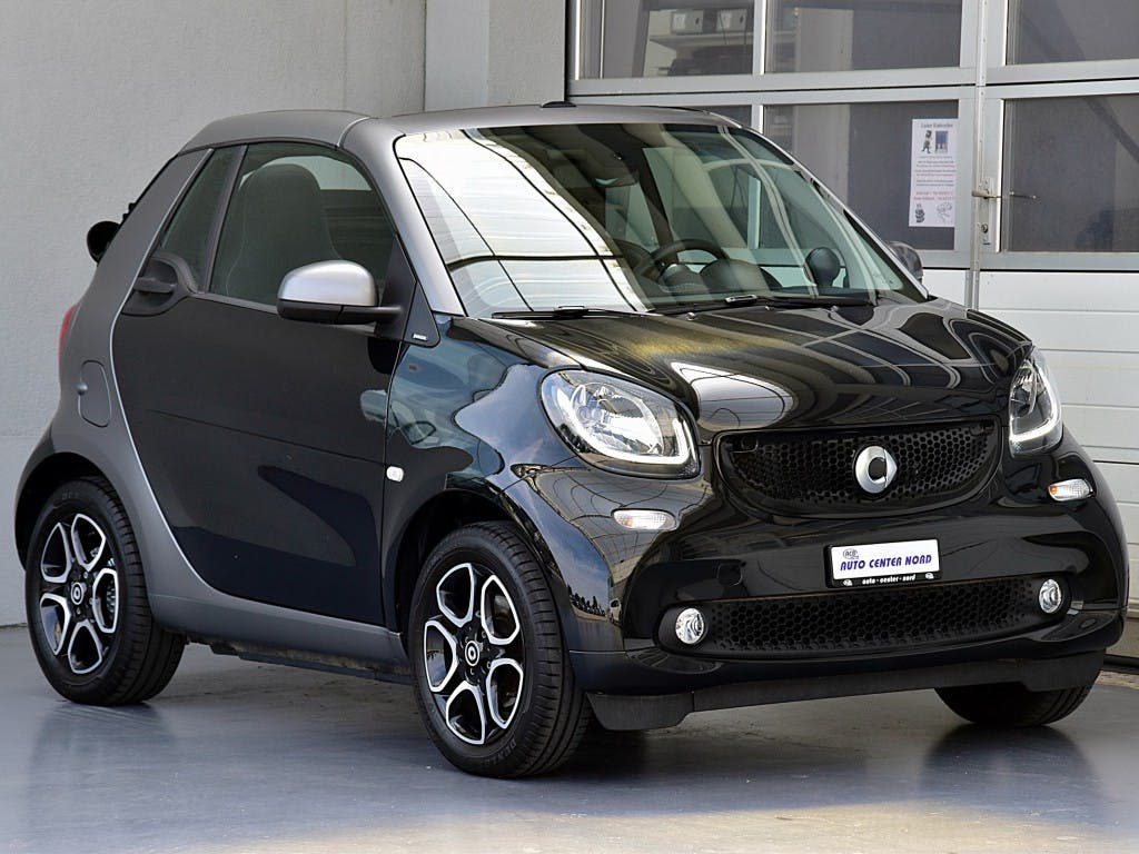 cabriolet Smart Fortwo passion