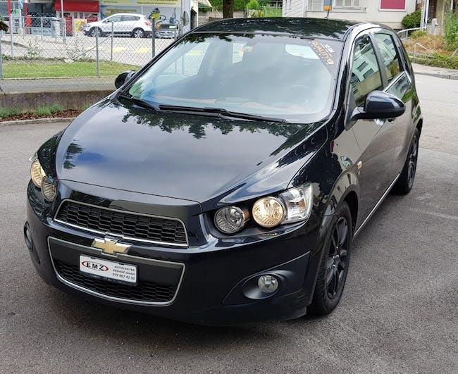 saloon Chevrolet Aveo 1.4 100 Edition
