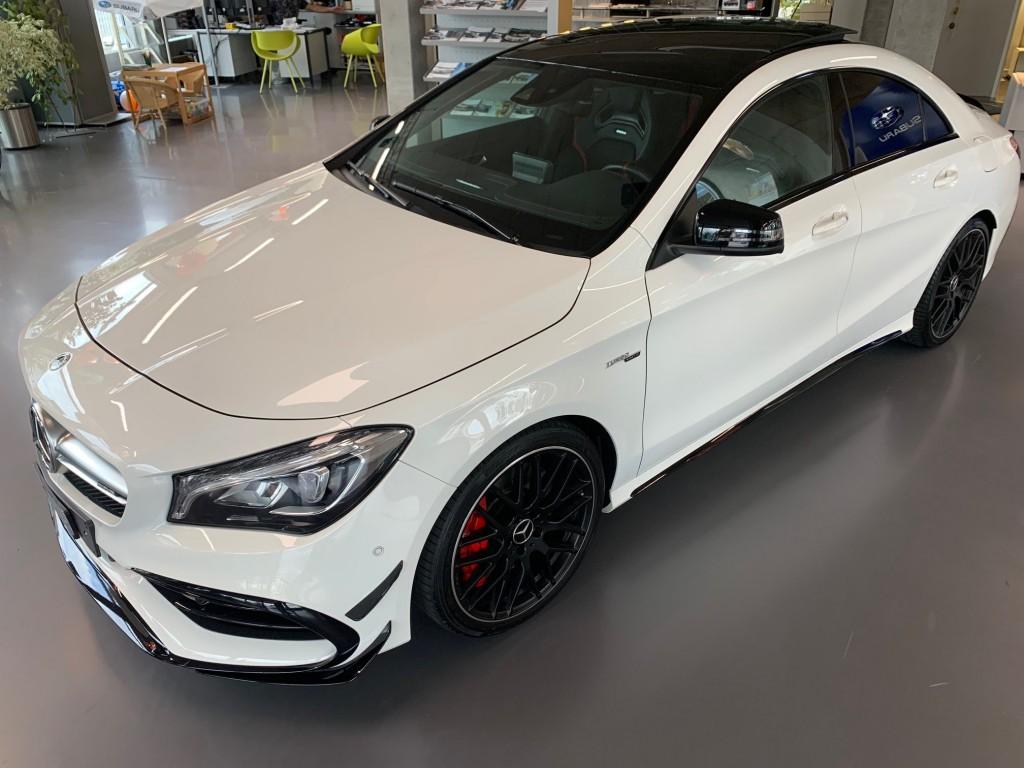 Mercedes Cla 45 Amg For Sale >> Buy Sedan Mercedes Benz Cla Klasse Cla 45 Amg 4matic