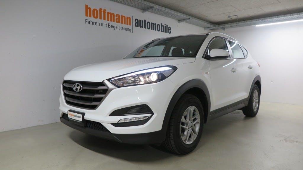 suv Hyundai Tucson 1.7 CRDI Origo 2WD