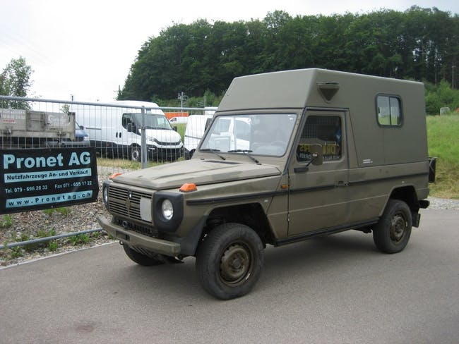 suv Puch G-Modell G 230 GE
