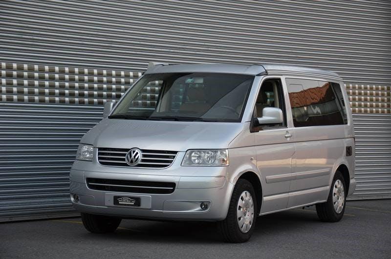 bus VW T5 California TDI Comfort