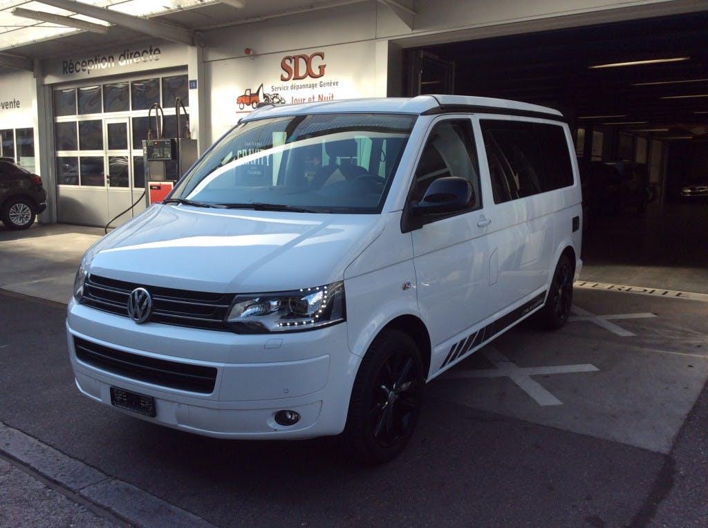 bus VW T5 California 2.0 TDI Comfortline Travel