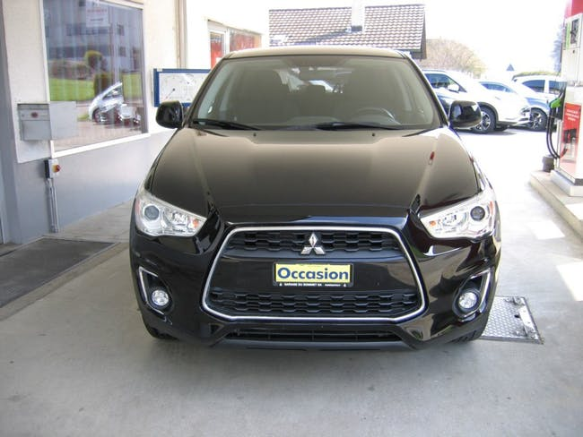 suv Mitsubishi ASX 1.6 Invite 2WD