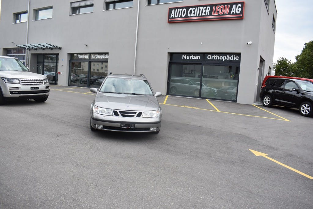 estate Saab 9-5 2.3T Aero