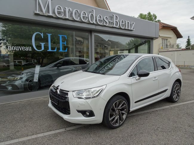 saloon DS Automobiles DS4 1.6 THP Faubourg Addict