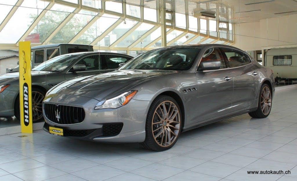 saloon Maserati Quattroporte 3.0 V6 S Q4 Automatica