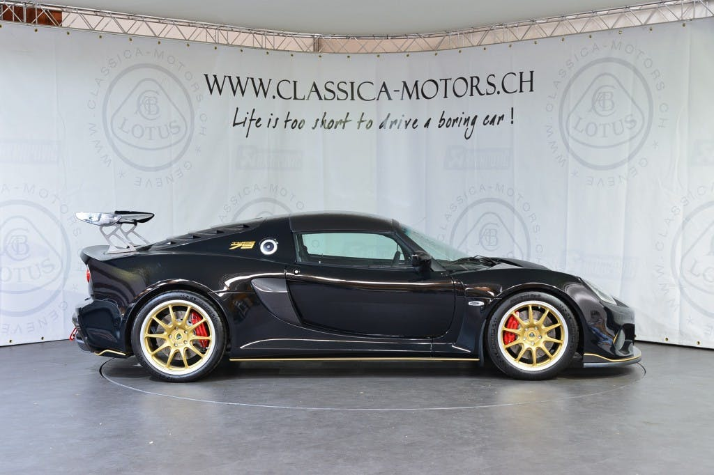 coupe Lotus Exige Cup 430 Type 79